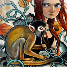 Kelly Vivanco | ACRYLIC | Quiet Echo