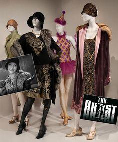 "costuming from ""the artist"" fidm/LA exhibit"