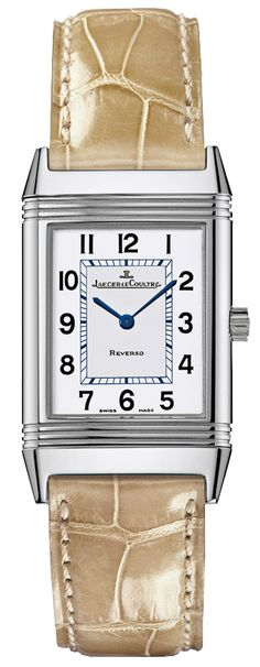 This is my next purchase: JAEGER LECOULTRE REVERSO CLASSIQUE LADIES WATCH