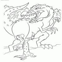 Ice age coloring page 27 Ice age coloring book Pinterest Ice