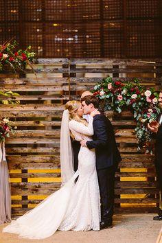 Image result for wedding pallet backdrop