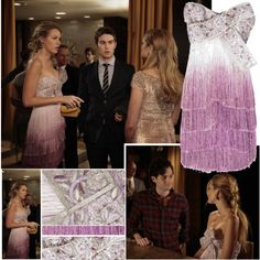 Who else is DYING over Serena's dress on Gossip Girl this week??  Anyone know the designer? XOXO
