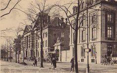 Inventaire du patrimoine architectural - Bruxelles - Etterbeek