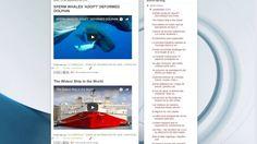 """26/09/16 10:25hs Boletín """"La Caracola"""" D.I.M. - Diario de Información del Mar Aprocean Blog http://aprocean.blogspot.com.es/"""