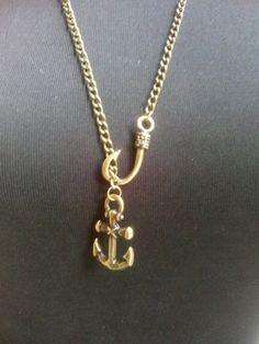 Antique Brass NecklaceunısexDragon sailor by MukoShop on Etsy