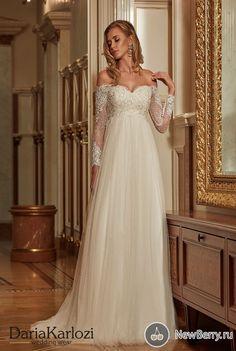 Свадебные платья Daria Karlozi 2017