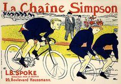 Toulouse-Lautrec - TL. 22 - La Chaine Simpson