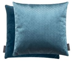 Samt-Wendekissenhülle Kato Delia Fischer, Cozy, Throw Pillows, Deco, Velvet, Home Accessories, Branding, Toss Pillows, Cushions