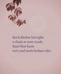 24 Soulful Shayaris That Beautifully Capture The Pain Of A Broken Heart 2017 - Hindi Shayari - fblikeshayaris Shyari Quotes, Cute Love Quotes, Poetry Quotes, Life Quotes, Pain Quotes, Allah Quotes, Swag Quotes, Truth Quotes, Deep Quotes