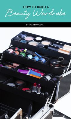 I have more rhan enough makeup, but eh. How to Build a Beauty Wardrobe