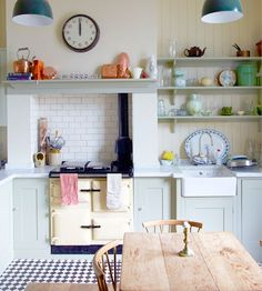 Kitchen colour schemes | Colour Schemes - Red Online. find more inspiration at www.redonline.co.uk