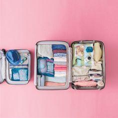 Los trucos para la maleta perfecta