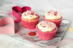 Pink Velvet Cupcakes Nederlands recept. Perfect recept voor Valentijnsdag!
