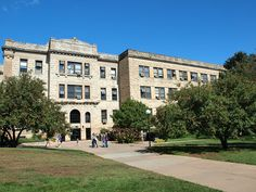 Waters Hall K-State