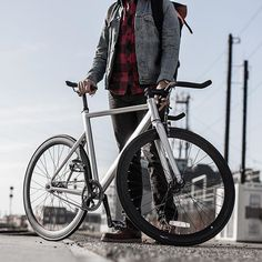 What you've been waiting for... We are a Social App dedicated to #Fixie & #SingleSpeed bikes on Smartphone! Join us, share some good stuff and let's build that Community together | Posted by @velocebikeco @nic1d #fixedgear #fixieapp #fixieporn #bike #ride #bicycle #trackbike #biking #fixielife #fixedgearbikes #fixieculture #TrackStand #velo