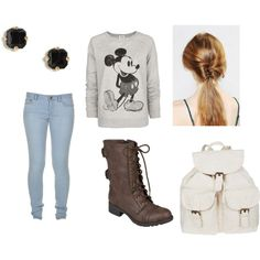 """Untitled #10"" by ashleeloura on Polyvore"