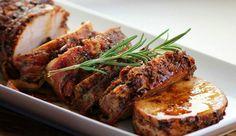 Lomo de cerdo al horno, una receta sencilla con la que acertar. La cinta de lomo es una carne blanca con poco contenido en grasas saturadas.