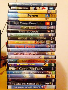 Let's all share our Ghibli collection! Studio Ghibli Art, Studio Ghibli Movies, Anime Couples Manga, Cute Anime Couples, Anime Girls, Pom Poko, The Cat Returns, Castle In The Sky, Star Wars