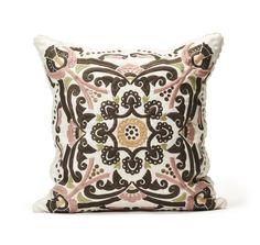 Odd Molly home interior collection FW15 | Multicolored embroidered pillow | Interior design