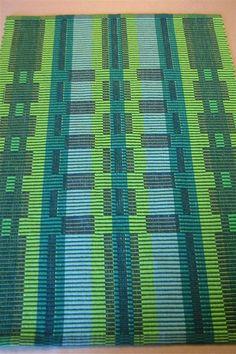 Rosalie's Rep Bath Rugs: New Color Palette - Weaving Today