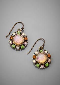 BEN-AMUN Antique Earrings
