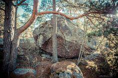 VAREMÄKI JA VAREEMÖHK Vareemöhk on uhrikivi ja siirtolohkare Muurlan Varemäen huipulla, jossa sijaitsee myös rauhoitettu hiidenkiuas. Alueelta on löytynyt kivikautista asuinpaikkaa sekä raudanvalmistuspaikkaa osoittavia löytöjä, jotka  koostuivat kvartsi-iskoksista, hiekkakivi-iskoksesta sekä palaneen luun sirusta. http://www.naejakoe.fi/nahtavyydet/varemaki-ja-vareemohk/