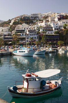 Agia Galini, Mesara Bay, Rethymno Province, Crete, Greece