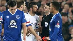 Chelsea striker Diego Costa will serve an additional one-match ban and has been fined £20,000 after admitting a charge of improper conduct.