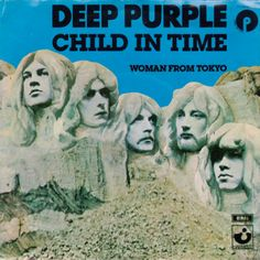 Buy Deep Purple In Rock by Deep Purple at Mighty Ape NZ. Deep Purple In Rock was originally was released in June and was the band's fourth studio album and the first to feature the classic Mark II line. Iconic Album Covers, Greatest Album Covers, Rock Album Covers, Classic Album Covers, Music Album Covers, Music Albums, Lp Album, Deep Purple, Classic Rock