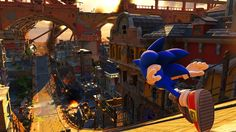 Sonic Forces Continues the Gameplay Tradition of Sonic Colors and Generations