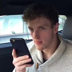 Vine by Logan Paul excuse the language the face is too funny