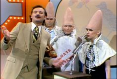 Conehead Family Feud