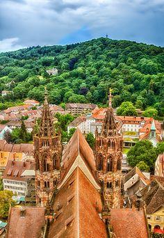 Freiburg, Germany.i lovy f. Im br.!!