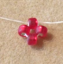 Learn Cubic Right-angle Weave, Step By Step - Beading Daily