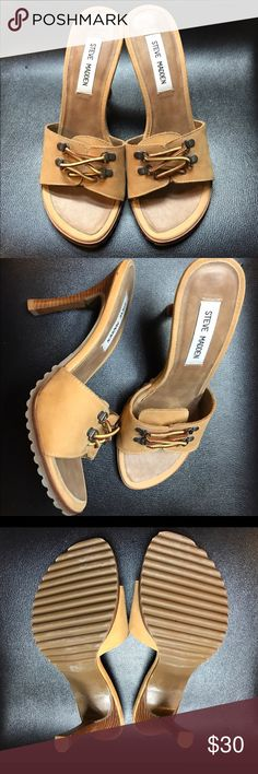 Brand New Woman's Steve Madden shoes. Brand New woman Steve Madden shoes. Not so high heel so they are comfortable. Leather upper. Steve Madden Shoes Heels