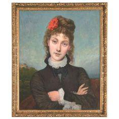 Portrait de jeune femme auto-perçue