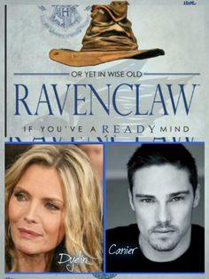Ravenclaw: Dyelin e Carnier