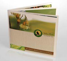 Eco Tourism Brochure - Graphic Design Portfolio