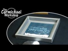 How to Screenprint Your Own T-Shirts - Easy DIY Screenprinting Projects - YouTube