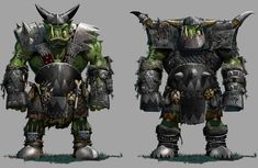 Image result for orc armor