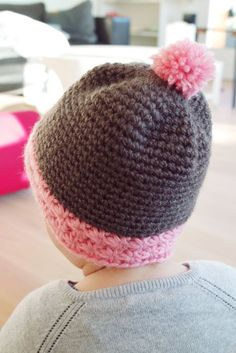 Bonnets et bérets Bonnet Crochet, Crochet Granny, Crochet Hats, Magic Circle, Bandeau, Rock, Couture, Creations, Winter Hats