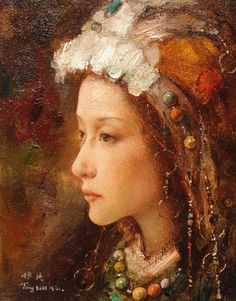 ImpressioniArtistiche: Tang Wei Min