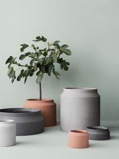 Pot - Light Grey - Large