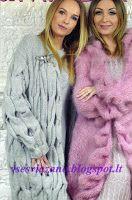 ВСЕ СВЯЗАНО. ROSOMAHA.: Весеннее пальто или жакет со жгутами и дырочками.