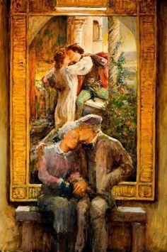 Stephen Shortridge, 1951   Romantic Impressionist painter   Tutt'Art@   Pittura • Scultura • Poesia • Musica