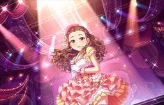 関裕美 Spanish Dancer, Idolmaster Cinderella, Star Character, 6th Anniversary, Baskin Robbins, Anime Music, Magical Girl, Anime Style, Sweet Girls