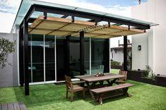 Proyectos studio Roca : Balcones y terrazas modernos de STUDIOROCA