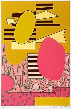 View Composition by Sam Vanni on artnet. Browse upcoming and past auction lots by Sam Vanni. Textile Patterns, Print Patterns, Color Patterns, Textiles, Abstract Pattern, Abstract Art, Abstract Paintings, Color Studies, Art Plastique