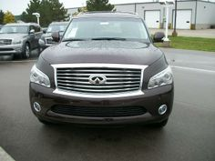 2014 Infiniti QX80 Base AWD 4dr SUV SUV 4 Doors for sale in Appleton, WI Source: http://www.usedcarsgroup.com/new-infiniti-qx80-for-sale