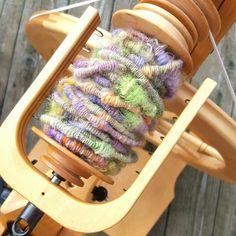 Amazing!  Artisan yarn to awaken your creative spirit.